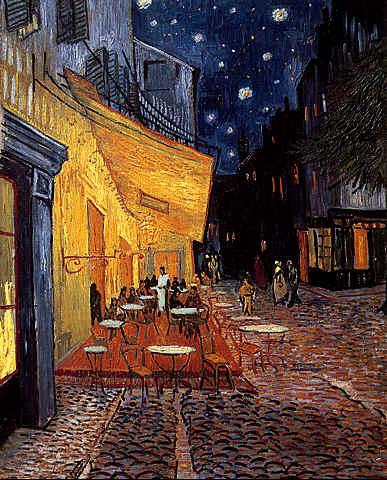 Le stelle di vincent van gogh assocassini for Dipinto di van gogh notte stellata
